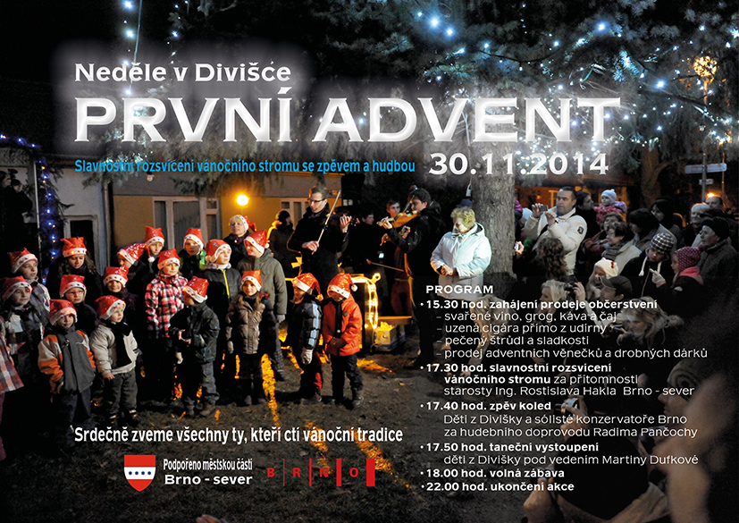 advent diviska