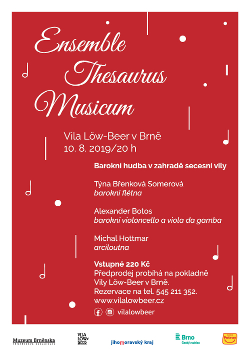 low beer ensemble thesaurus musicum